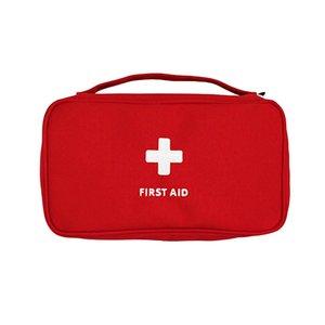 First Aid Kit For Medicines Outdoor Camping Bag Survival Handbag Emergency Kits Travel Set Portable