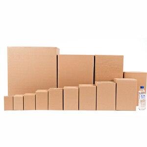 7 Size Cardboard Carton 3 Laye