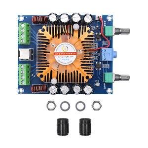 Image 5 - Aiyima TDA7850 Điện Kỹ Thuật Số Khuếch Đại Âm Thanh Ban 50W * 4 Bộ Phận Khuếch Đại Âm Thanh Đẳng Cấp AB 4 Xe Hơi Amplificador Stereo amp DIY