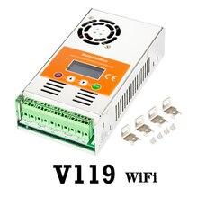 MakeSkyBlue MPPT Solar Charge Controller 30A 40A 50A 60A Automatically for 12V 24V 36V 48V Battery Not PWM Power Regulator