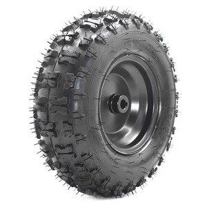 13X5.00-6 inch wheel snow plow wheel butterfly flower tires 13 * 5.00-6 inch beach wheel