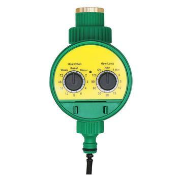 Podlewanie ogrodu zegar wodoodporny automatyczny elektroniczny podlewanie ogrodu zegar sterownik nawadniania zawór nawadniania czas nawadniania tanie i dobre opinie Analogowe Ogród wodny timery Z tworzywa sztucznego 07032020