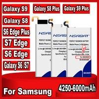 Batería para Samsung Galaxy S6 S7 S8 S9 (S6 S7 borde) (S6 borde S8 S9 Plus) G920F G925F G928F G930F G935F G950F G955 G960F G965F