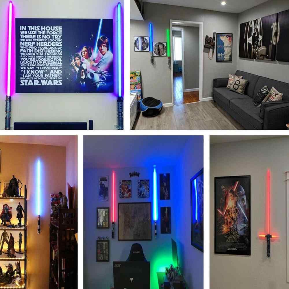 Light Saber Stand Vertical Wall Mount Rack For Star Wars Force Fx Lightsabers Uk Aliexpress