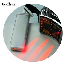 New 650nm Laser Therapy Watch Home Diode High Blood Pressure Sugar for Diabetes Semiconductor Treatment CE Cold