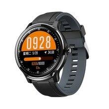 SN80 умные часы с монитором сердечного ритма, часы для измерения артериального давления, умные водонепроницаемые часы с поддержкой для мужчин и женщин