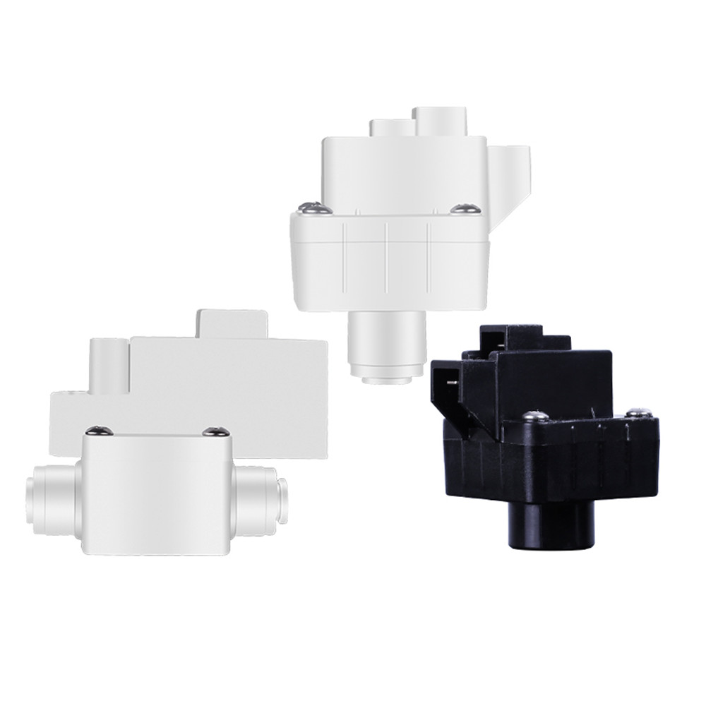 6.35mm OD Hose Fast Connecting Pressure Switch Filter Fast Connecting Fittings for Household RO Reverse Osmosis Water Purifier