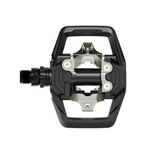 Image 5 - SHIMANO GRX PD ME700 SPD Trail Adjustable  Stable Pedal With Wide Surface 11 Speed For Enduro MTB Mountain Bike Bicycle Black