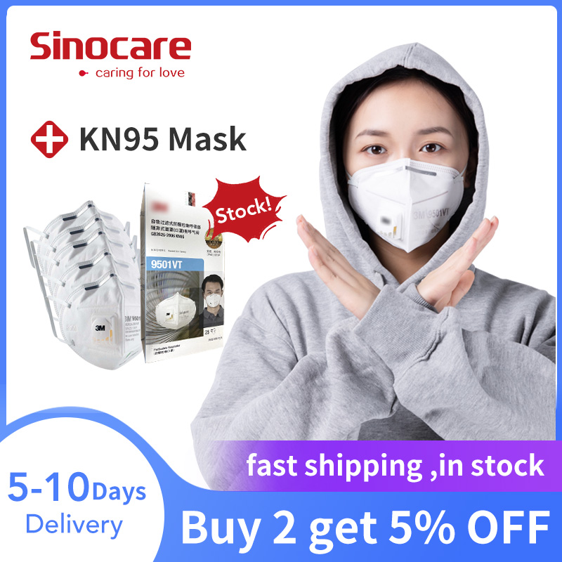 Face Masks KN95 Anti Virus And Breathable For Women Man Earloop  Mouth Mask Strong Protective