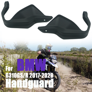 Image 1 - for BMW G310GS G310R G 310 G310 R/GS 2017 2018 2019 2020 Motorcycle Handguard Hand Guards Shield Brake Clutch Levers Protector
