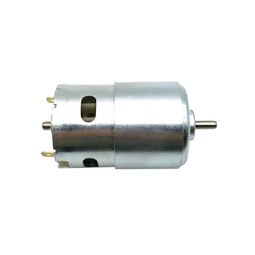 <font><b>895</b></font> Replacement Miller <font><b>DC</b></font> 12V-24V Torque Gear <font><b>Motor</b></font> Low Speed Bearing Ball Engraving High Large Reduction Bracket Electric Mini image