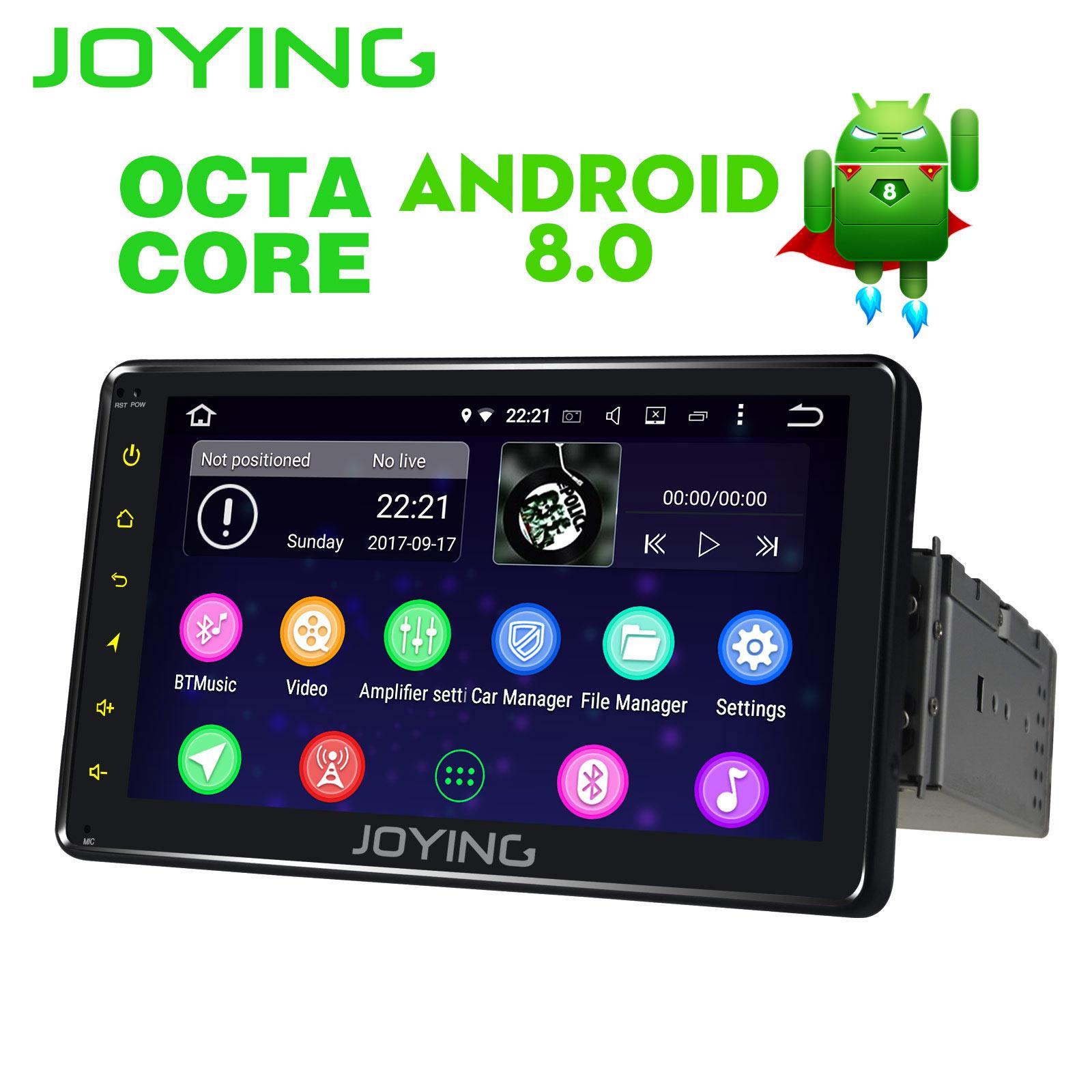 JOYING Android 8 0 PX5 Octa Core 7
