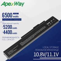 Apexway 6 Cell batteria del computer portatile per MSI MEDION A32-A15 A41-A15 A42-A15 A42-H36 A6400 CR640 CX640 per Akoya E6201 E7201 P6631 p7621
