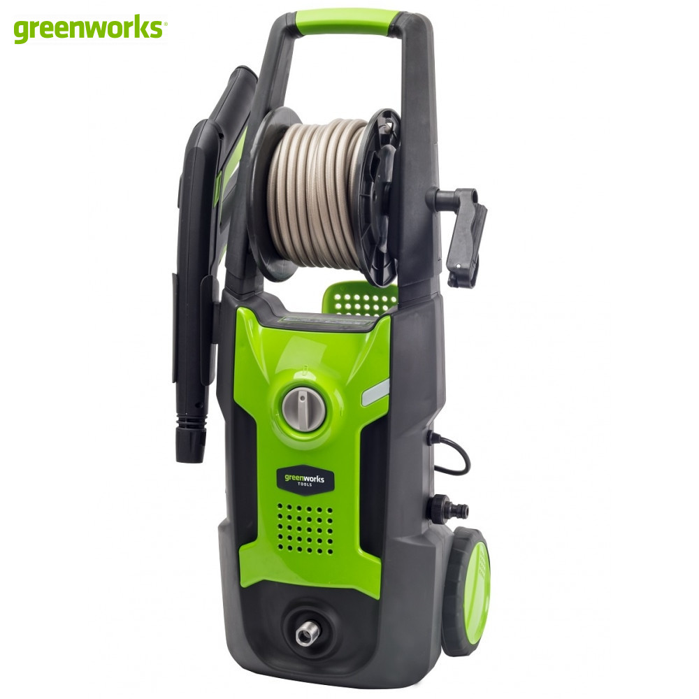 Pressure Washers Greenworks 5100307 ...