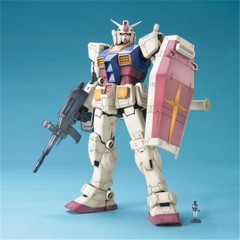 1/100 MG RX-78-2 Gundam VER. ONE YEAR WAR 0079 Mobile Suit Assemble Model Kits Action Figures Children's toys (170)
