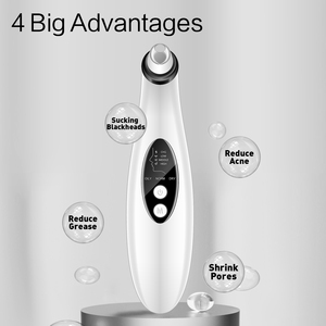 Image 4 - Cagabi C1 חטט הפגם remover פנים עמוק נקבובית אקנה פצעון הסרת ואקום יניקה פנים יופי
