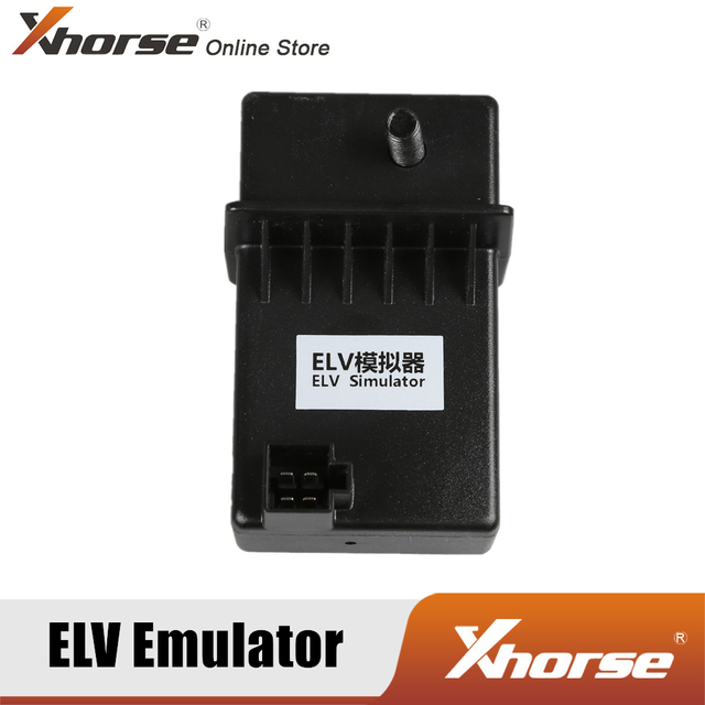 Xhorse לחדש ESL לנץ 204 207 212 עם VVDI MB כלי ELV סימולטור עבור ESL מנוע החלפת נעול NEC שבב