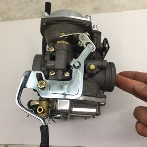 Image 5 - SherryBerg carb LIFAN Vergaser Für Yamaha XV400 V400 vergaser montage für V400 V535 V600 V650 für Harley 883 vegaser