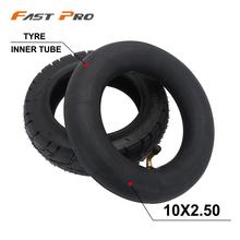 High Quality 10*2.5 Inch Heavy Duty Inner Tube And Outer Tire Electric Scooter Balance Drive Bicycle Tyre 10x2.5
