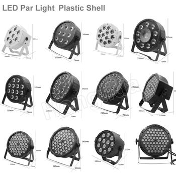 LED Par może RGBW światła sceniczne dla domu party światła dj-skie klub nocny 7 9 10 11 12 18 24 36 54 sztuk LED tanie i dobre opinie HONGZHUO LIGHT NONE CN (pochodzenie) Efekt oświetlenia scenicznego