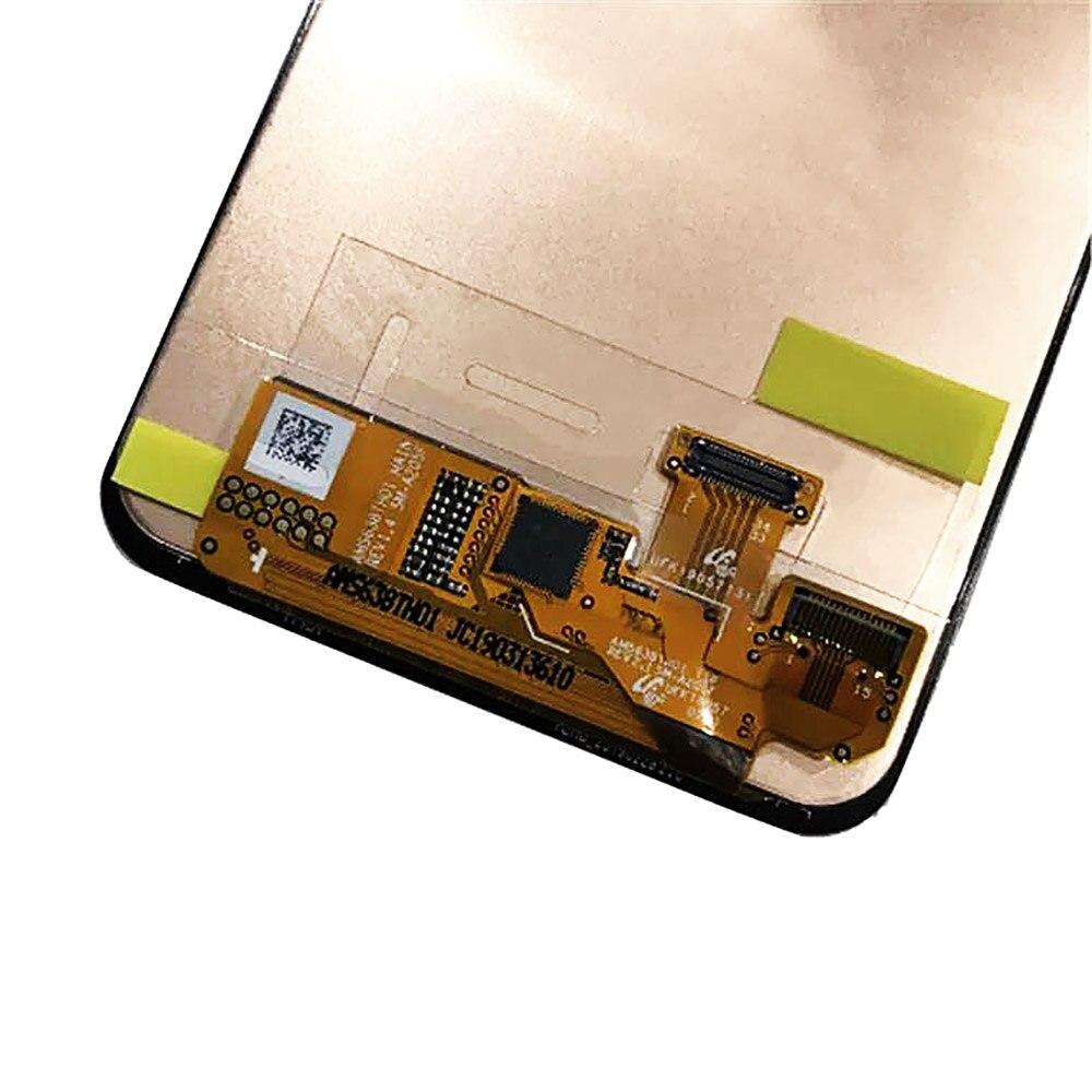 Per Samsung Galaxy A20 2019 A205F Display Lcd con Sensore di Tocco di Vetro Digitizer Assembly con Kit - 4