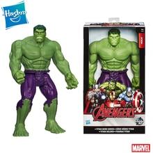 12 inç Anime Marvel Avengers Hulk PVC kutulu heykelcik şekil şekil Doll olan çok sıcak satış, hediye için arkadaşlar veya çocuk
