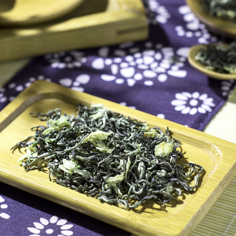Chinese Jasmine Flower Green Tea Real Organic New Early Spring Jasmine Tea for Weight Loss Green Food Health Care 2