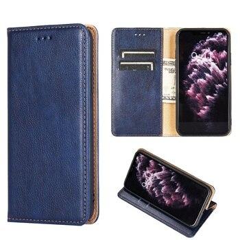 Перейти на Алиэкспресс и купить Кожаный чехол для телефона с откидной крышкой для Vivo Z6 iQoo 3 V17 Neo S1 Pro S5 Y11 U3 Y19 Y5S Z5i Y17 U0 U3X X27