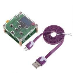 Miernik mocy OLED 8GHz 1 8000 Mhz 55  5 dBm + wartość tłumienia RF oprogramowania w Mierniki mocy od Narzędzia na