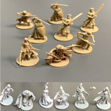 New 14PCS Board Game Miniatures Role Playing Figures Nolzur's Marvelous Model Toys Collection lot 3pcs mouse scorpion figures board game miniatures role playing nolzur s marvelous model toys