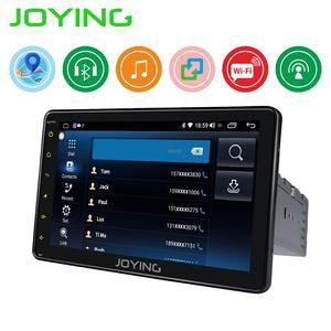 "Image 2 - Android 8.1 head unit 1 din car radio 8"" IPS Screen universal autoradio car intelligent system 1GB+16GB GPS support fast boot BT"