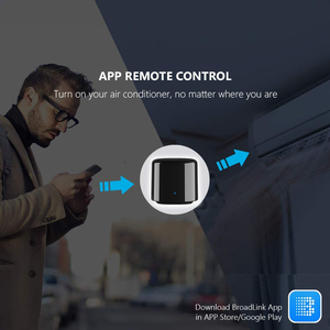 Image 4 - Broadlink rm4 bestcon rm4c mini wi fi, automação inteligente para casa, controle de voz, compatível com alexa e google assistente