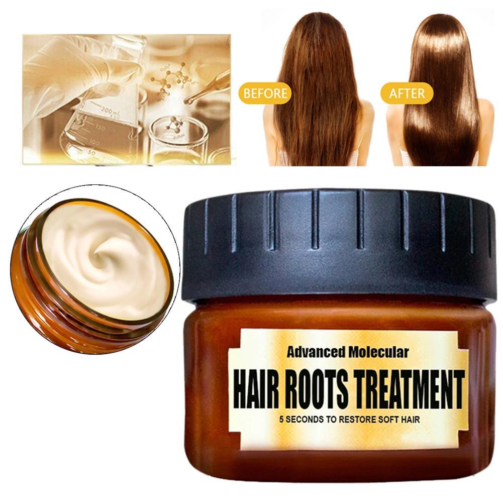 60ml Magical keratin Hair Treatment Mask 5 Seconds Repairs Damage Hair Root Hair Tonic Keratin Hair & Scalp Treatment 3