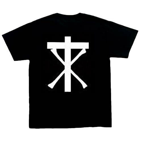 Christian Death Classic Logo music t Shirt, Black ,100% cotton, S-M-L-XL