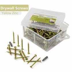 #8 Wood Interior Construction Screws Drywall / Deck Screws Various sizes round head screw  Woodworking  screw
