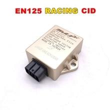 Новые гоночные модифицированные части EN125 QS125 GSX125 CDI цифровой модуль управления зажиганием CDI блок коробки 8 контактов разъем