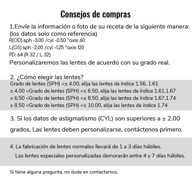 Image 5 - Toketorism Radiation protection Prescription Lenses Resin Aspheric Glasses Lenses for Myopia Hyperopia Presbyopia Diopter Lens-in Eyewear Accessories from Apparel Accessories