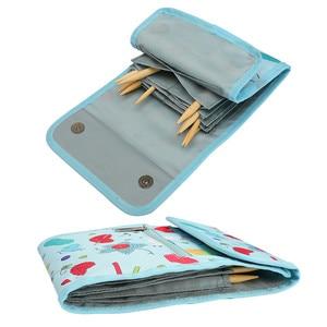 Image 5 - ชุดถักโครเชต์ 14pcs Soft Handle 2.0 10.0mmเข็มถักโครเชต์เส้นด้ายถักเข็มเย็บอุปกรณ์เสริมน่ารักกระเป๋า 9 สไตล์