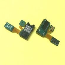 Voor Samsung Galaxy A6 2018 A600 A6 Plus J6 2018 J600 J8 J810 2018 Oortelefoon Audio Jack Hoofdtelefoon Flex Kabel audio Jack Flex