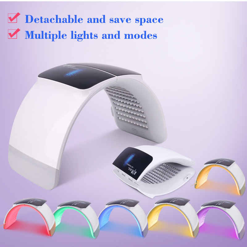 Professional LED Beauty Face Skin Rejuvenation Machine For Salon And Home