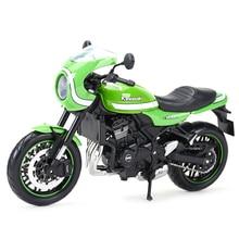 Maisto 1:12 Kawasaki Z900RS Cafe odlewane pojazdy kolekcjonerskie hobby zabawki motocyklowe