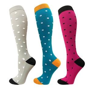 Image 4 - Compression Socks for Men & Women,20 30 mmHg Best Stockings for Running,Nurses,Shin Splints,Boost Stamina,Circulation Recovery