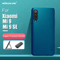 For Xiaomi Mi 9 Case for Xiaomi mi 9 SE Cover Nillkin Frosted Shield PC Hard Back Cover Case for Xiaomi Mi 9 Mi9 Explorer cases