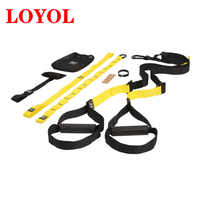 Resistance Bands Workout Hanging Belt Set Men Women Gym Body Training Fitness Equipment Chest Arm Exercise Pull Rope Straps