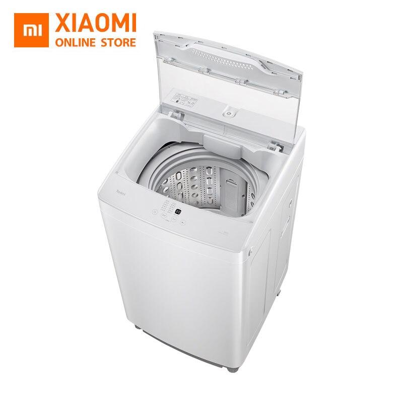 Original Xiaomi Redmi Wash Machine 1S Automatic 10 Washing Modes Corrosion Resistant Metal Body Self-cleaning  8KG