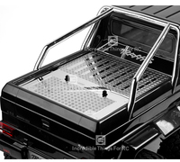 Metal Rear Trunk Anti-skid  For 1/10 RC Crawler Car Traxxas TRX6 G63