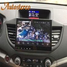 Pour Honda CRV CR V 2012 2016 Android10 128/64 Voiture Lecteur Multimédia GPS Navigation Auto Radio Stéréo Unité de Tête RHD Pas de Lecteur DVD