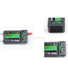 FS-iA6B iA6B 2.4G 6CH AFHDS Receiver for FS-i10 FS-i6 FS i6 Transmitter