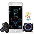 Автомобильная сигнализация cardot 2020 года  4G приложение  кнопка запуска  дистанционное управление  gsm gps