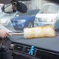 Пылеуловитель для автомобиля куриное перо/Микрофибра пылеуловитель многофункциональная Пылезащитная щетка антистатические бытовые чист...